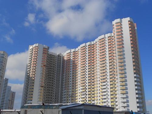 Жилой дом по улице драгоманова 6 1